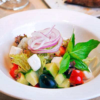 Греческого салата от шеф повара